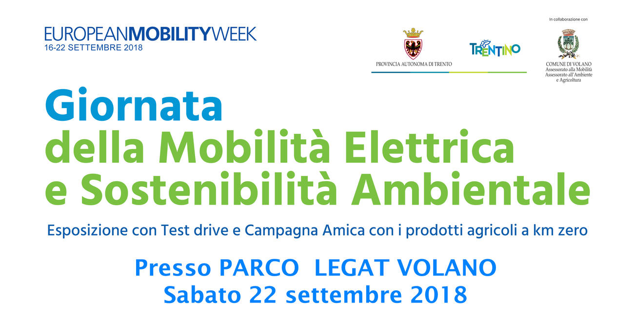 Giornata della mobilità e della sostenibilità ambientale